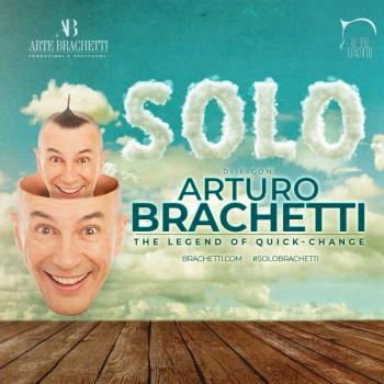 Teatro Sistina-Arturo Brachetti