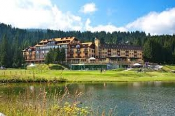 VACANZE ESTIVE MONTAGNA 2019 /TH GOLF HOTEL MADONNA DI CAMPIGLIO